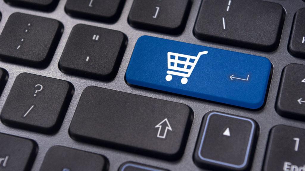 shopping cart ecommerce keyboard ss 1920