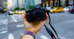 Come usare la propria fotocamera come webcam