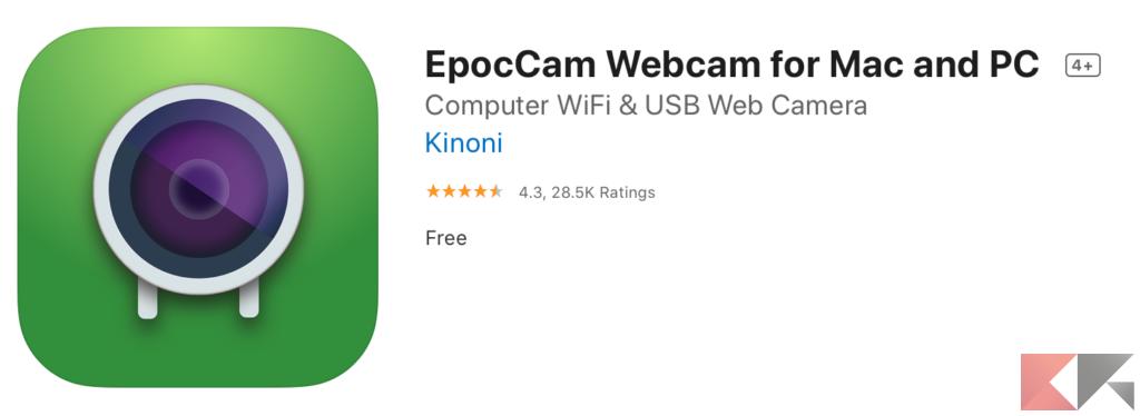 EpocCam