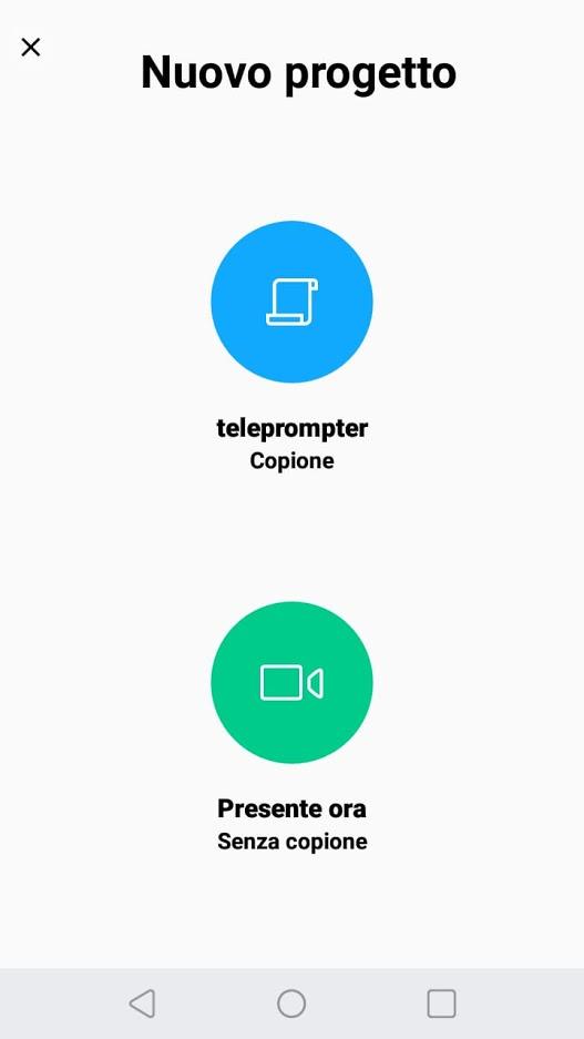 Teleprompter BIGVU