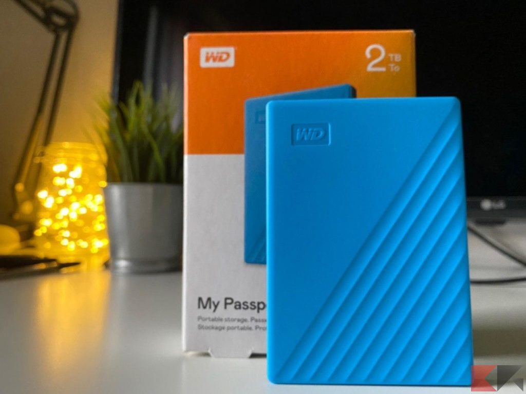 WD My Passport 2TB 1