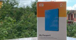 Recensione WD My Passport 2TB