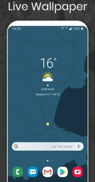 cartogram sfondi animati android
