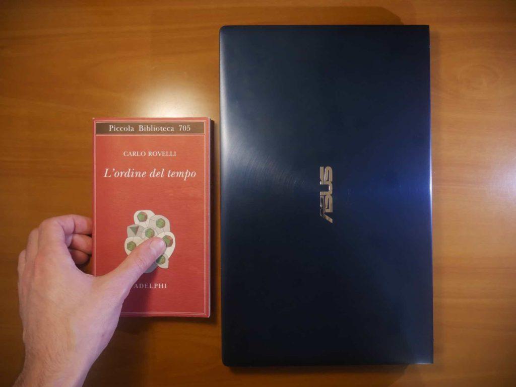 dimensioni asus zenbook ux334fl