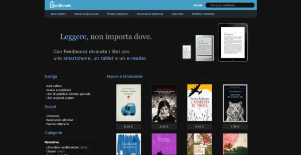 feedbooks libri pdf gratis