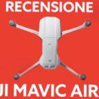 recensione mavic air 2