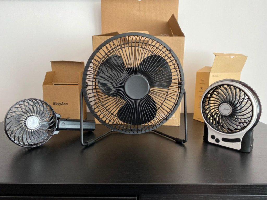 ventilatori EasyAcc