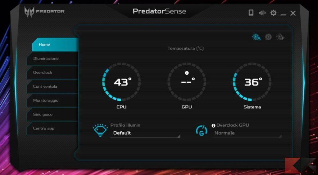 predatorsense 2