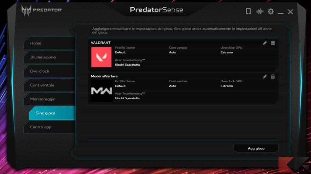 predatorsense 3