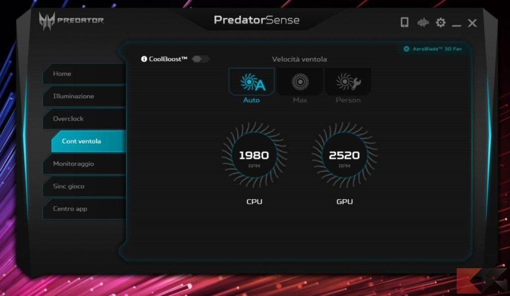 predatorsense 5