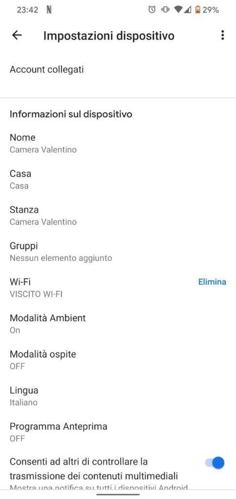 Chromecast a scatti come risolvere 1