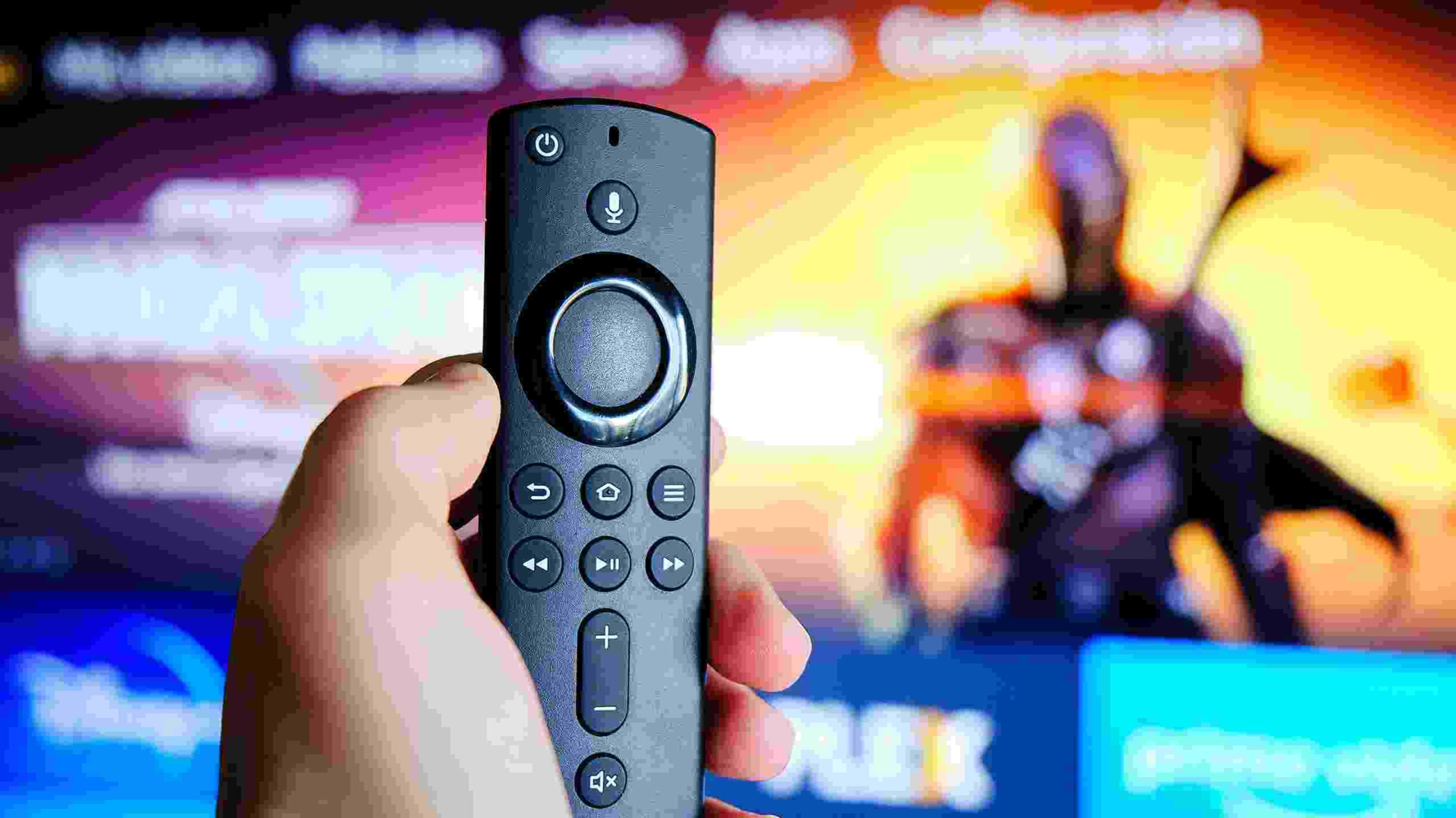 Fire TV Stick lenta o con errori