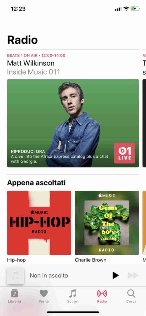 Radio Apple Music