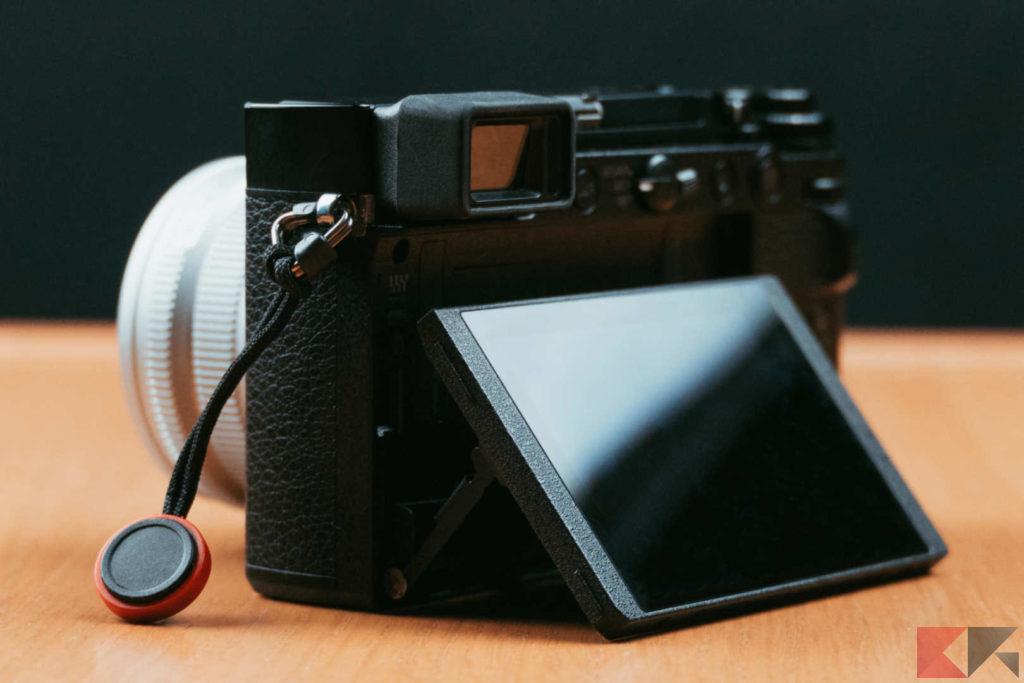 Recensione Panasonic Lumix GX9 06