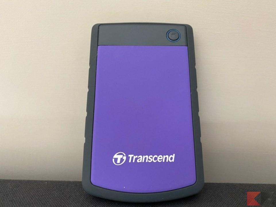 Transcend StoreJet 25H3 3