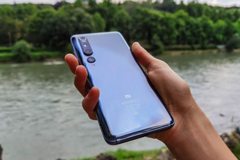 Xiaomi mi10 copertina