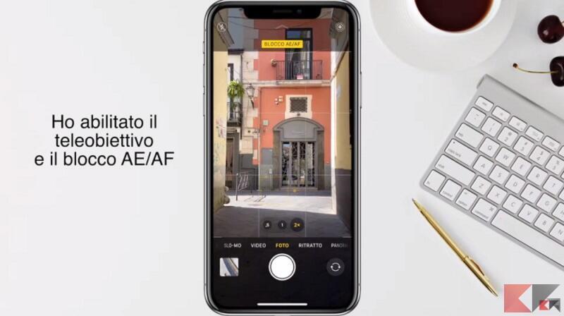 burst iphone 1