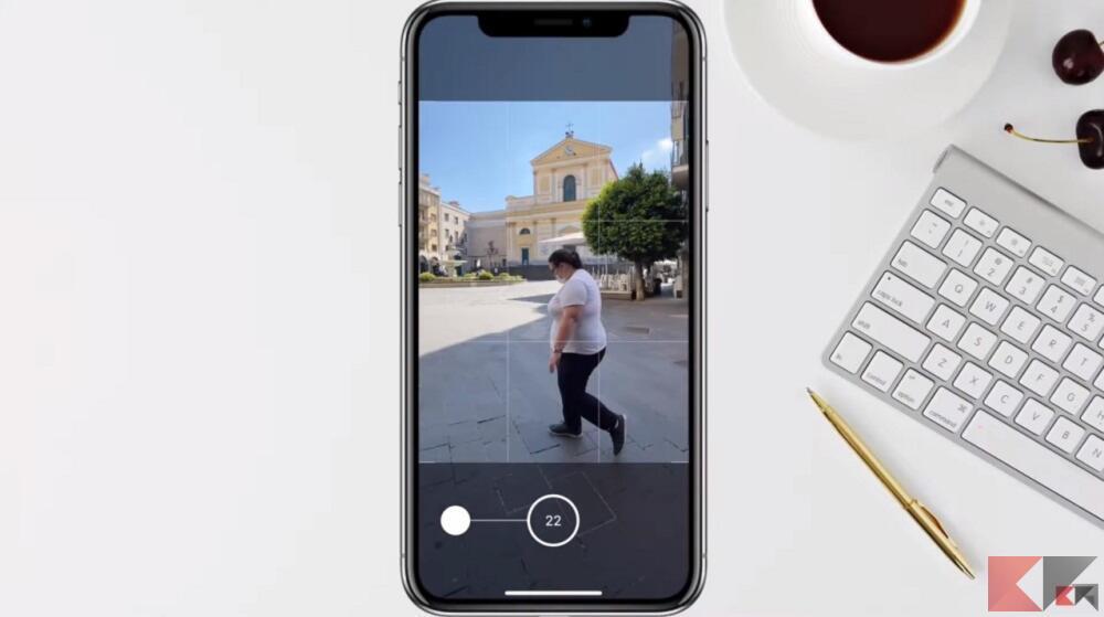 burst iphone
