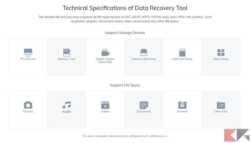 iBeesoft Data Recovery 6 1