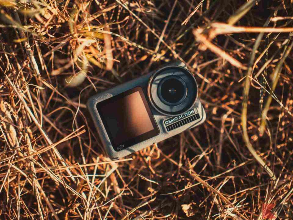 action camera dji