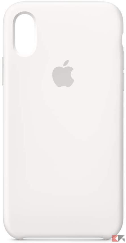 Apple custodia in silicone