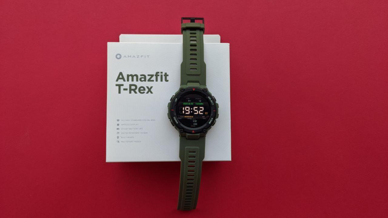 Amazfit T Rex 9
