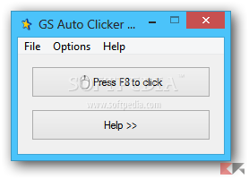 GS Auto Clicker