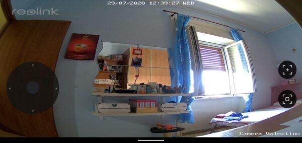 Reolink E1 Zoom-interfaccia