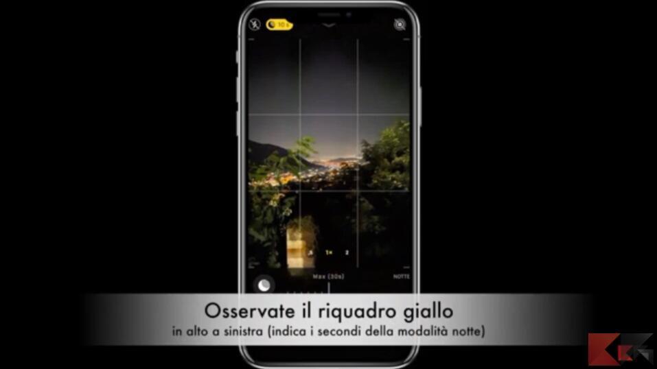 foto astronomiche iphone 3