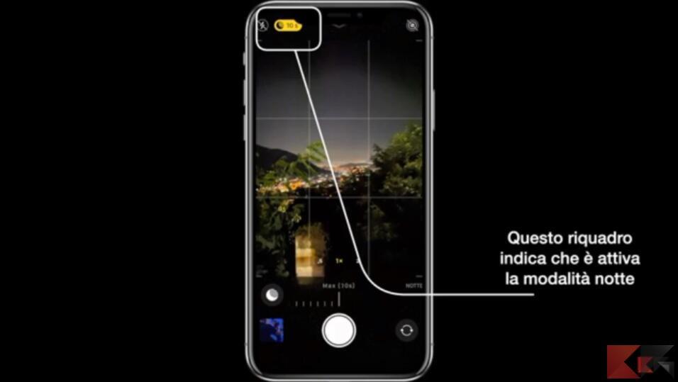 foto astronomiche iphone
