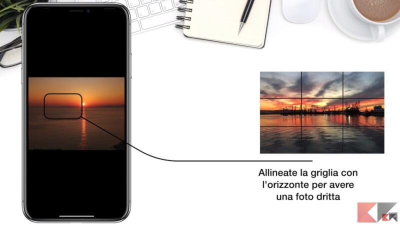 foto tramonto iphone 1