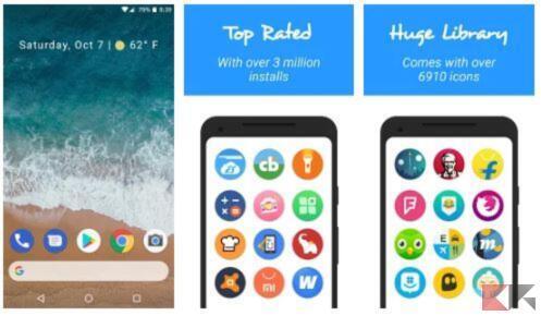 migliori temi android