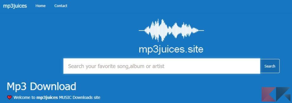 scaricare musica gratis 1