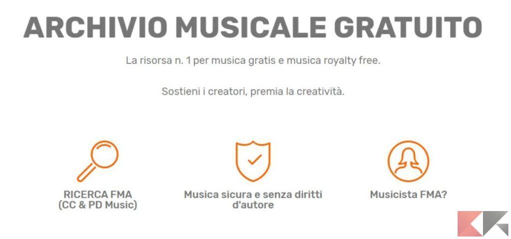 scaricare musica gratis 5