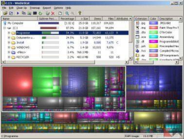 Windows Directory Statistics