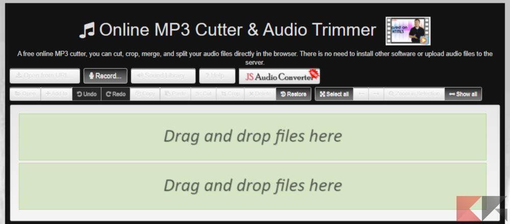 migliori programmi tagliare musica