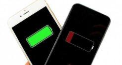 Come vedere lo stato della batteria su Android e iOS