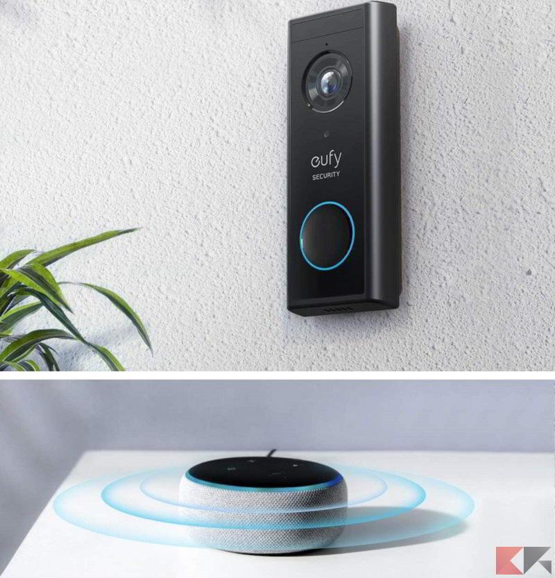 Eufy Security videocitofono 3