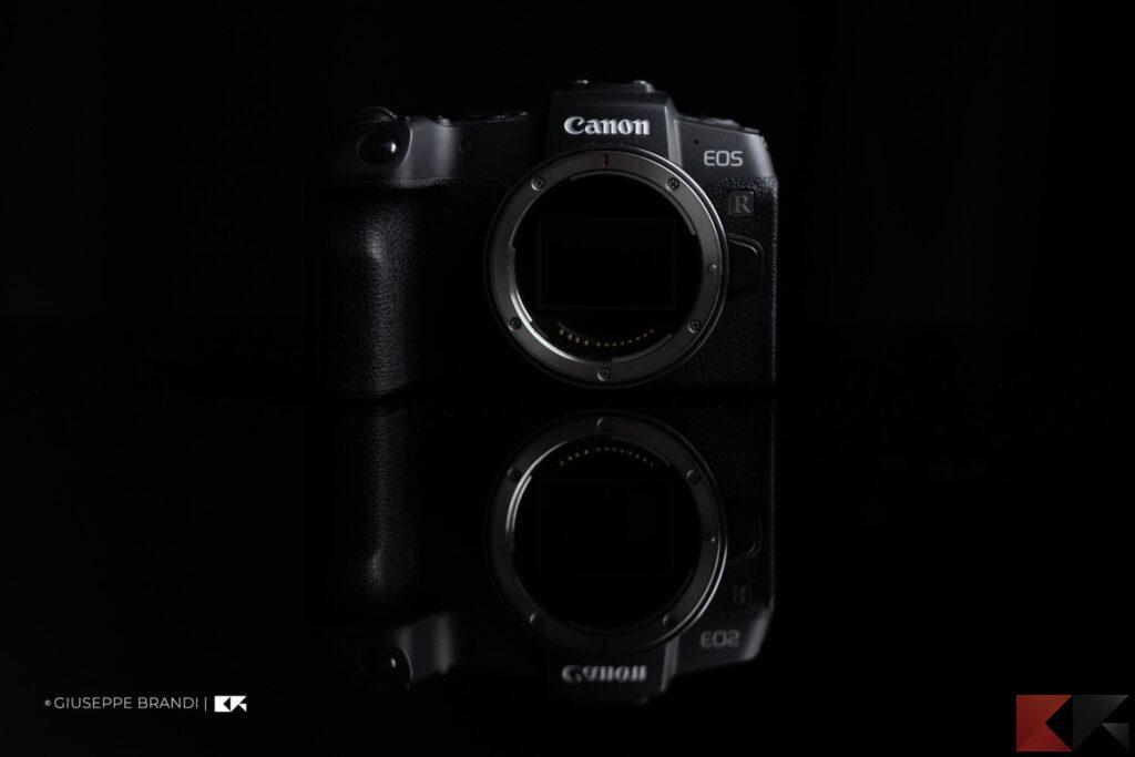 Canon EOS RP caratteristiche