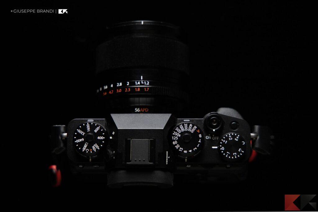 Recensione Fujifilm X-T4 (2)