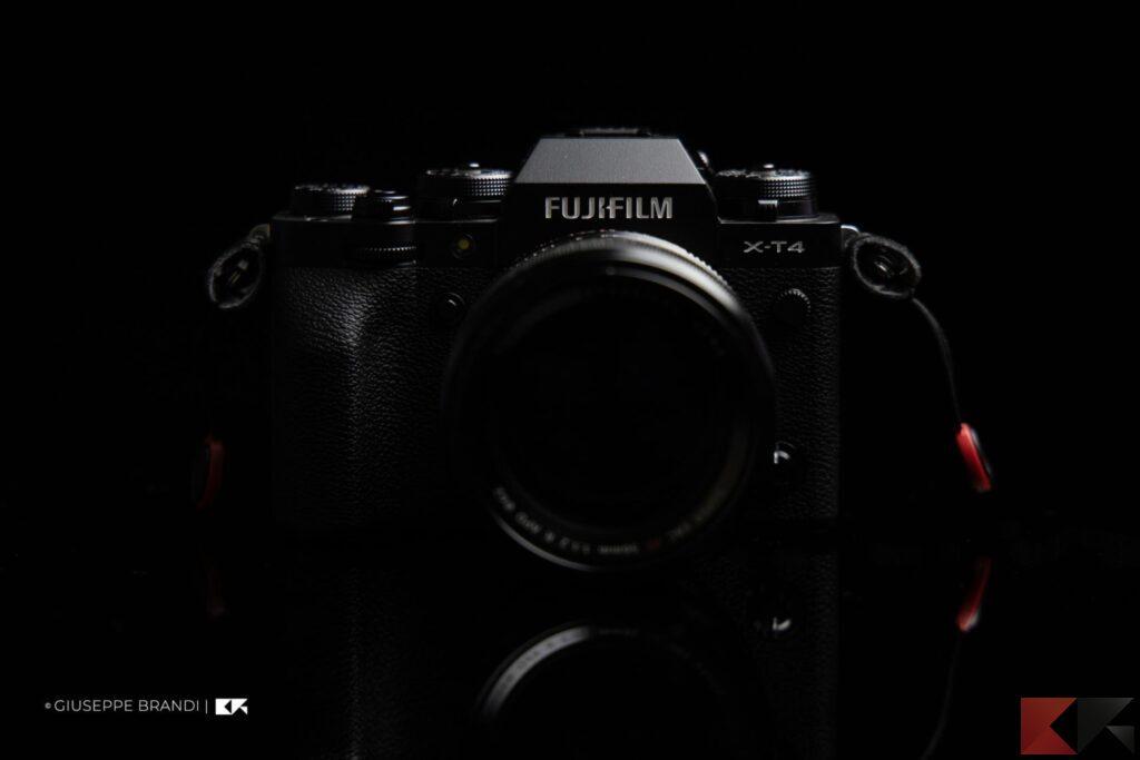 Recensione Fujifilm X-T4 (1)