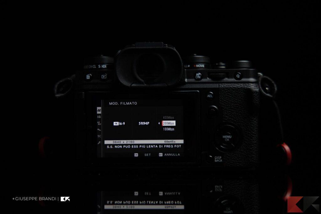 Recensione Fujifilm X-T4 (11)