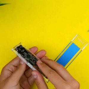 Recensione ORICO M.2 SSD Enclousre - Configurazione 2