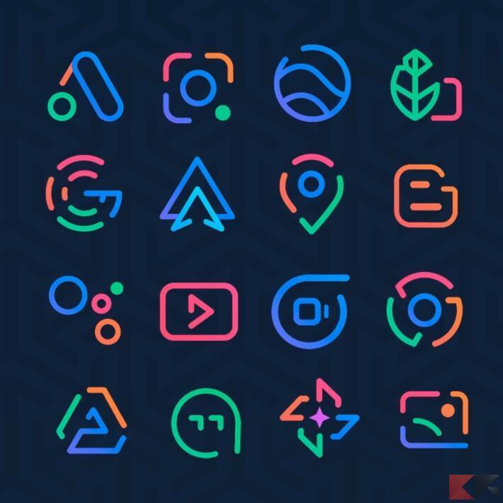 Linebit - Icon Pack