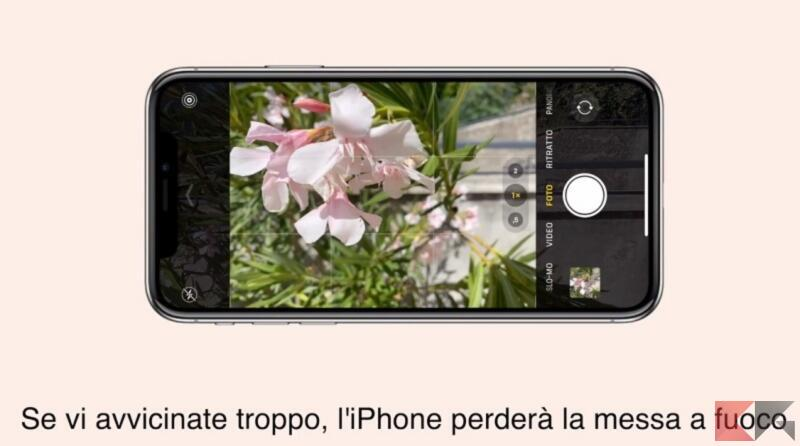 foto macro iphone