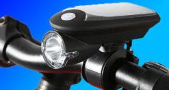 luce per bici