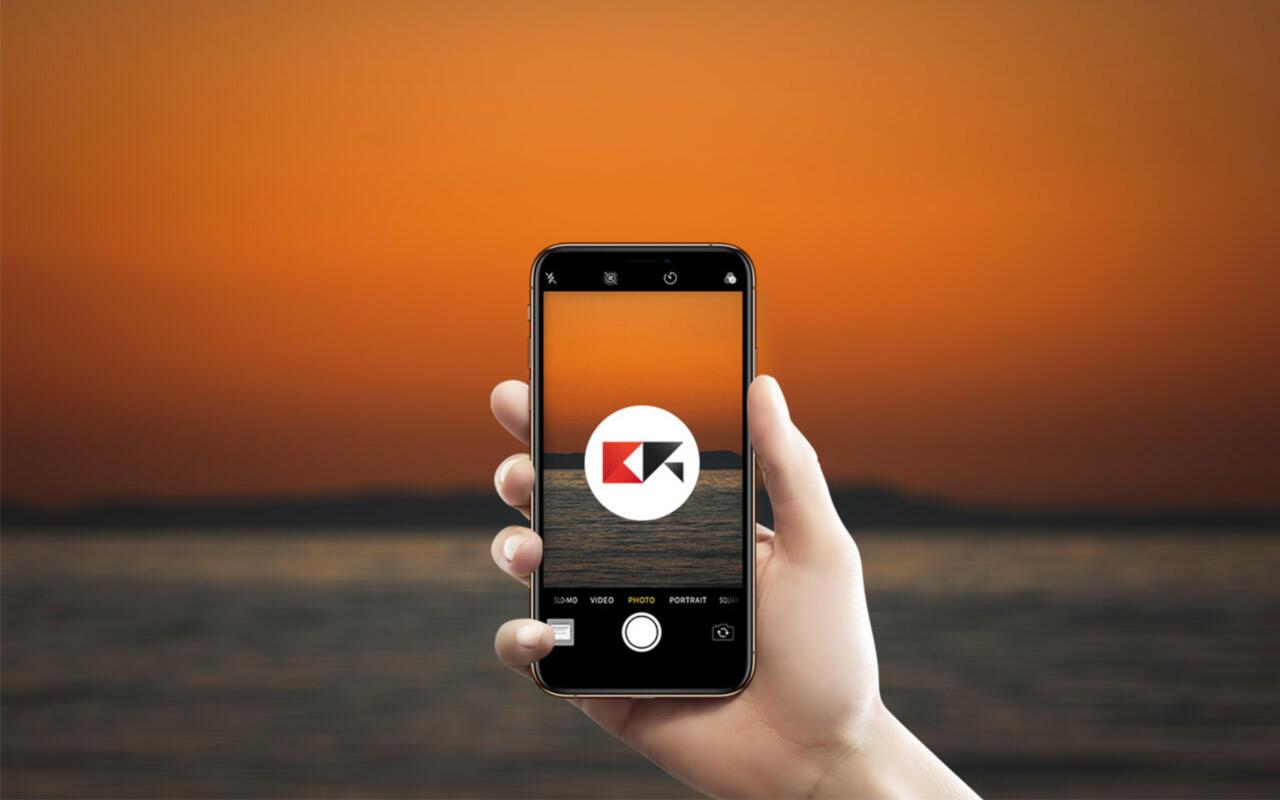 smartphone scattare foto