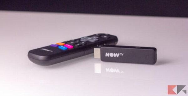 Come vedere NOW TV su TV