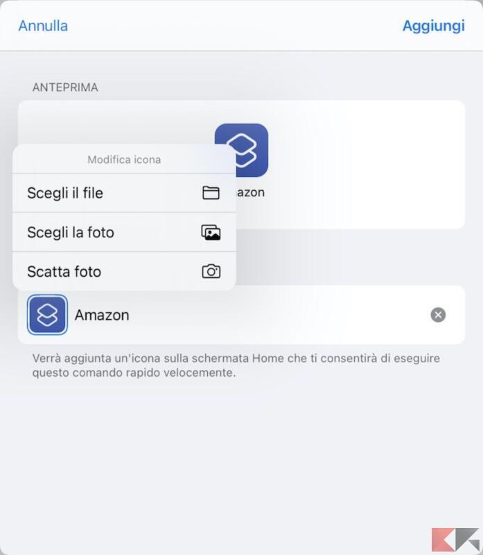 Come modificare le icone su iPhone e iPad 3