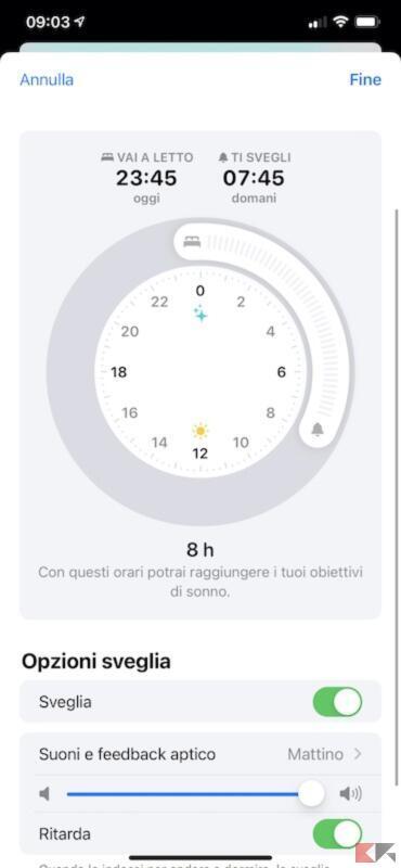 Come utilizzare il tracciamento del sonno su Apple Watch 2